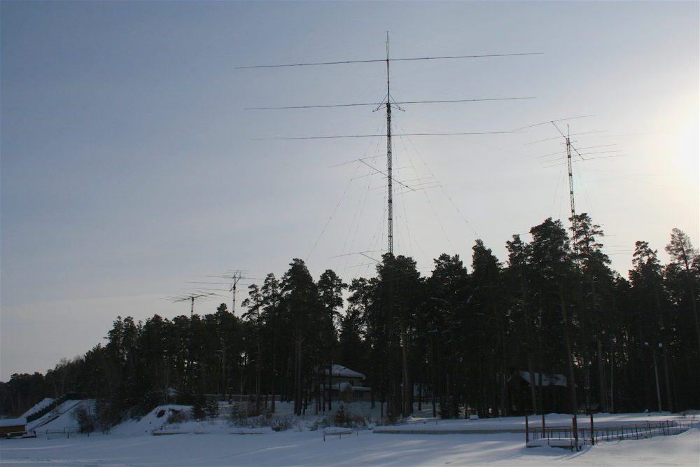 Antenna for 80 mtrs.